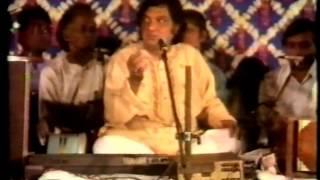 Aziz Naza Qawwal Live at Bawa Gali 1988 Allah hi Allah