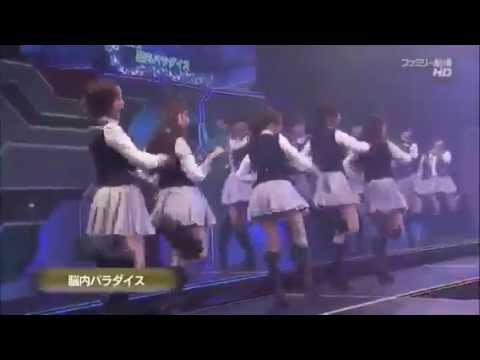 akb48 oshima team k : nounai paradise