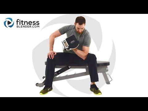 The Minimalist s Mix-and-Match Strength Workout
