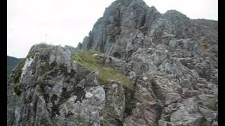 Snowdon Horseshoe Fell Run Via Crib Goch (long)