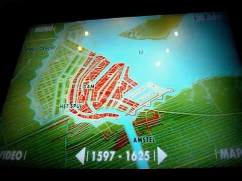 Amsterdam City (history of)