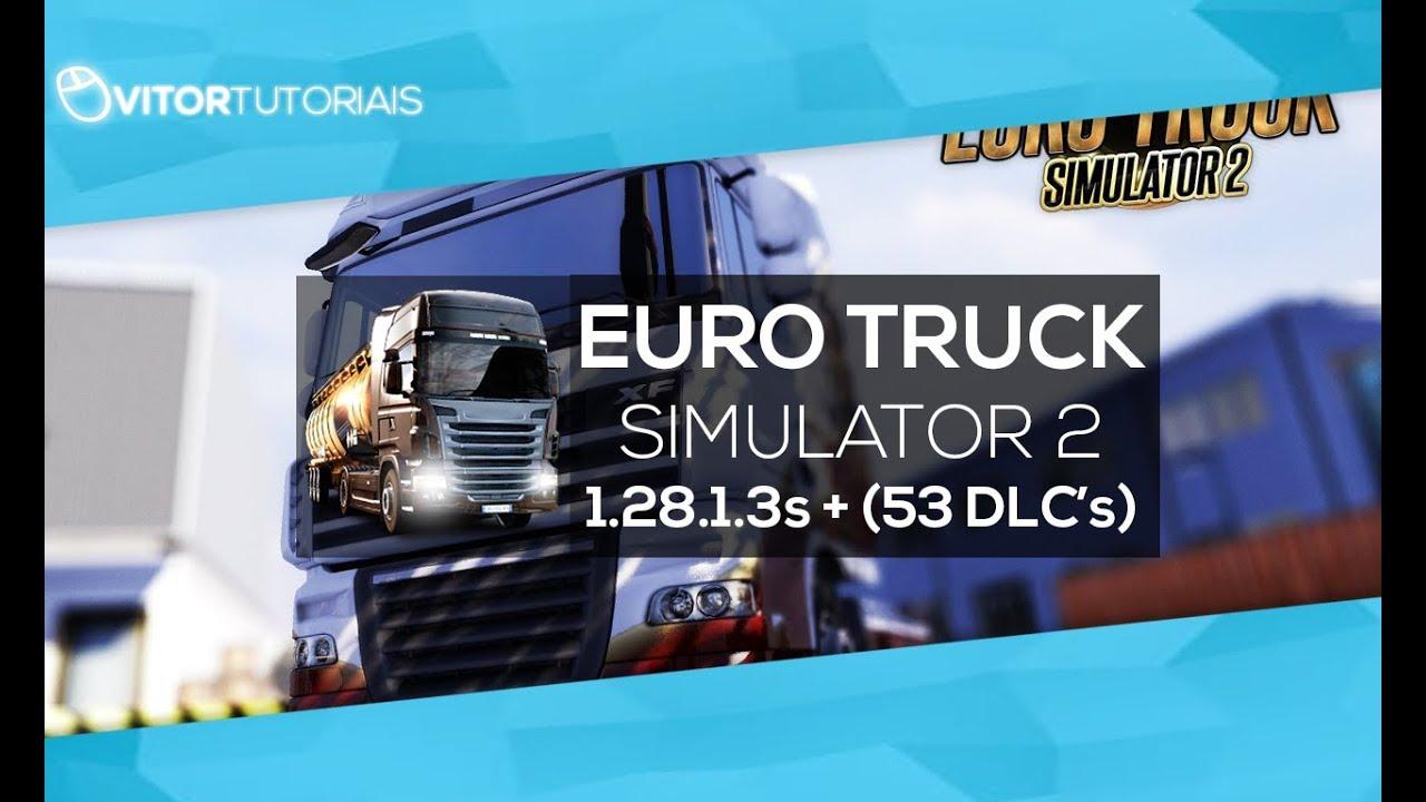 crack for euro truck simulator 2 1.28.1.3