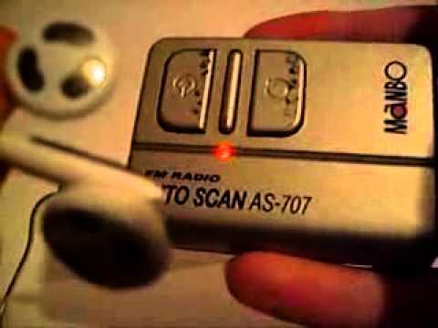 Manbo auto scan as-707 fm radio инструкция
