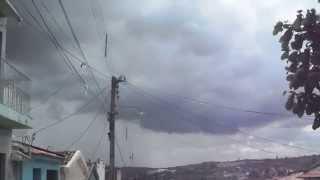 temporal raios e troves em campina grande pb extreme borborema 05 03 2015
