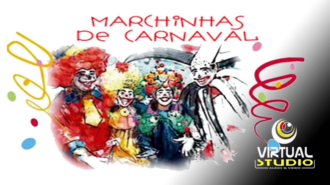 cd completo de marchinhas de carnaval