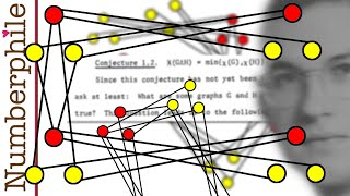 A Breakthrough in Graph Theory - Numberphile