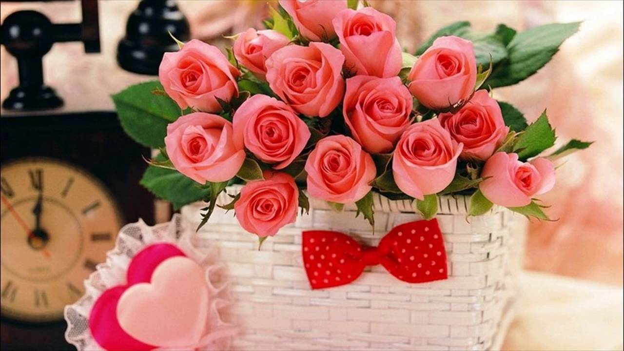Beautiful Bouquet Of Flowers – Valentine\'s Day Info