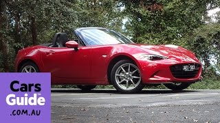 2015 Mazda MX-5 1.5-litre review | first Australian drive