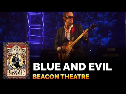 Joe Bonamassa - Blue And Evil - Live From Beacon Theatre