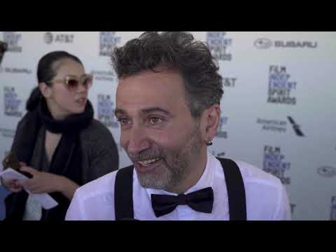 Spirit Awards 2019 Blue Carpet | Talal Derki on the documentary Of Fathers And Sons Mp3