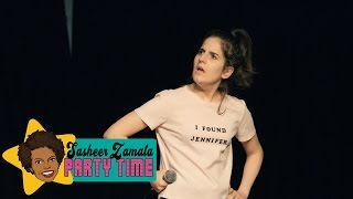 Ana Fabrega Stand-Up | Sasheer Zamata Party Time!