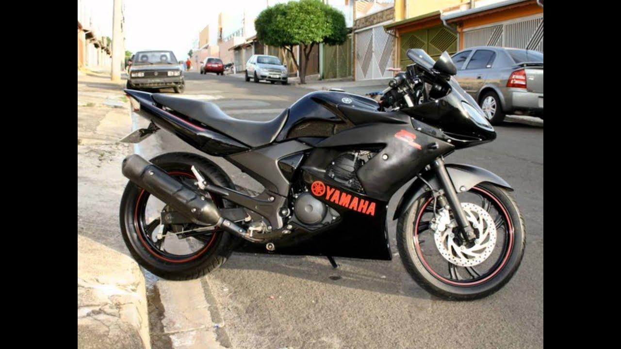 yamaha fazer 250cc limited edition carenada youtube