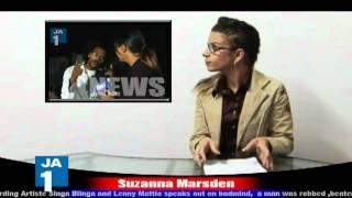 Singa Blinga & Lenny Matyk - Look Out Fi Bam Mind {OFFICIAL VIDEO} FEB 2011 [Adidjahiem/Notnice Rec]