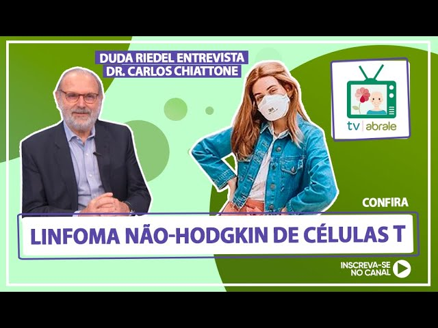 Linfoma não-Hodgkin de células T