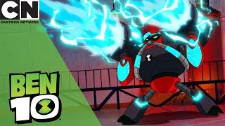 Ben 10 | Overflows Ultimate Upgrade | Cartoon Network