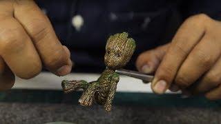 JAB อ่ะ Live : สอนทำ Diorama Baby Groot