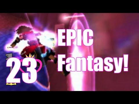 Let's Play KINGDOM HEARTS 3D [Dream Drop Distance] - Part 23 - Epic Fantasy