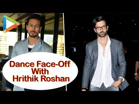 """Tiger Shroff: """"Their Will Be A Dance Face-Off With Hrithik Roshan"""" 