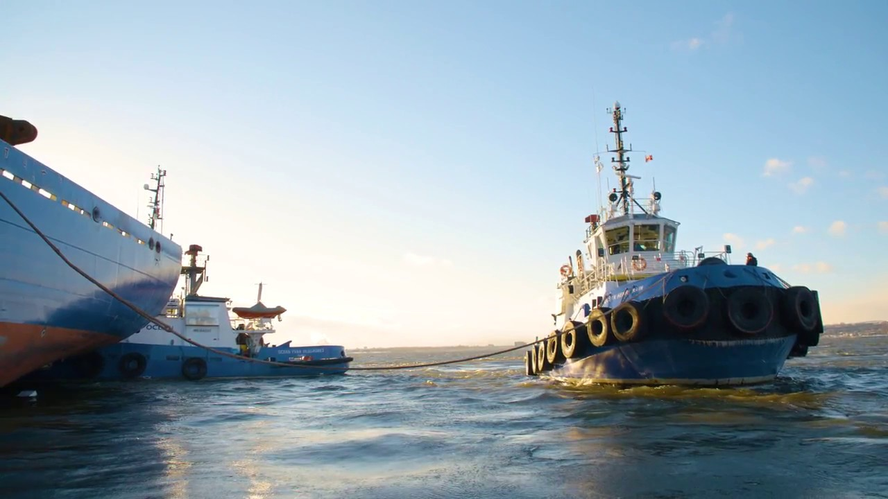 Marine Salvage & Towing Company | Ocean Towing