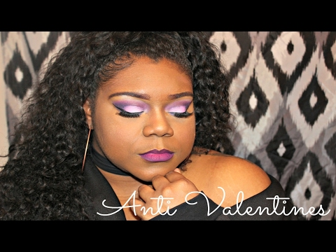 Anti Valentine S Day Makeup Collab With Shamoya Kelly Tiara Mone