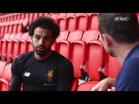 """I came back to England to prove myself!"" Frank Lampard gets a look inside the mind of Mohamed Salah"