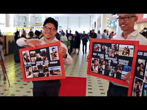 Brisbane Airport Proposal - Matt & Suri