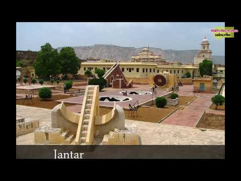 Jaipur pink city Tourist places