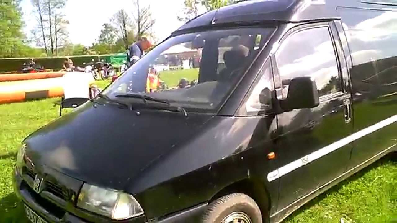 Peugeot Expert Funeral Car Conversion By Durisotti
