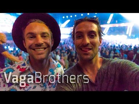 BACKSTAGE AT NORTH SEA JAZZ FESTIVAL   ROTTERDAM, NETHERLANDS    Travel Vlog 3/3