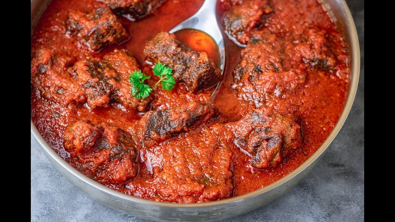How to make the best NIGERIAN BEEF STEW | African Beef Stew