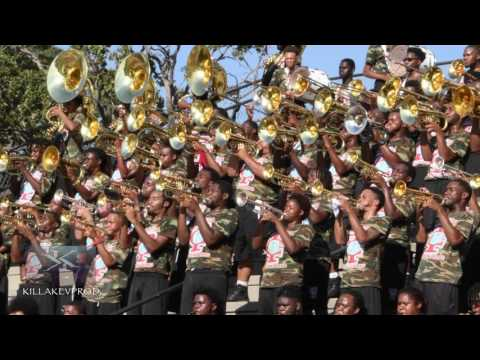 Talladega College Marching Band - Is It A Crime - 2016