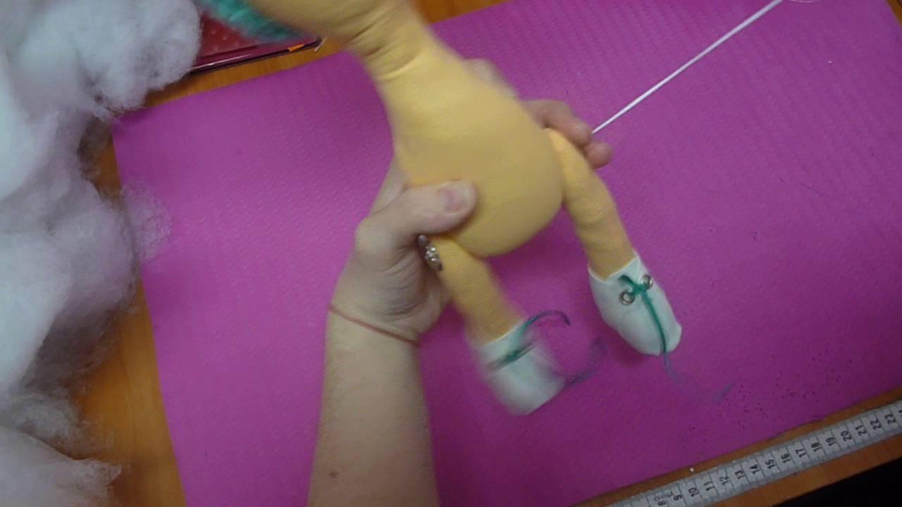 Крепление рук у кукол своими руками 29