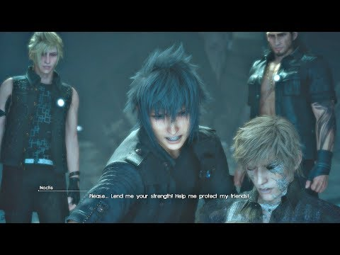 Final Fantasy XV Episode Ignis DLC - Secret Ardyn Boss & Secret ENDING (Extra Verse) Alternate End