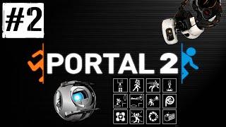 Portal 2 #2 - Robotyczne porno
