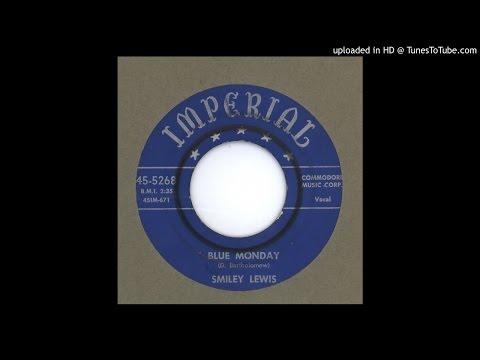 Lewis, Smiley - Blue Monday - 1954