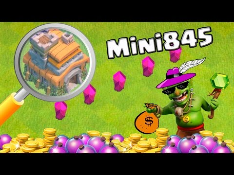 Mini845 ¿TH7 o murallas al máximo? | Farming Time | Clash of Clans