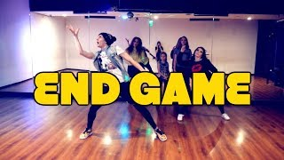 END GAME  - Taylor Swift ft Ed Sheeran Dance Video | Andrew Heart choreography