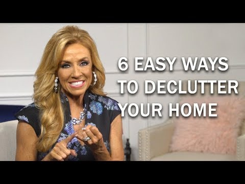 6 Easy Ways to Declutter Your Home