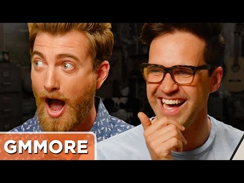 Rhett & Link Quizzed By Their Moms