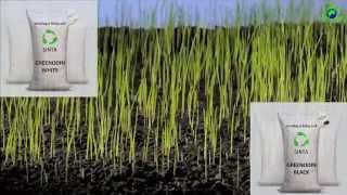 Органо-мінеральні суміші ''Greenodin'' компанії ''Синта''