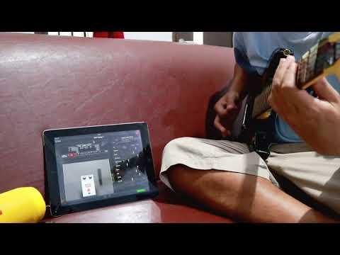Ampkit - Aplikasi Efek Gitar Di IPad / IOS