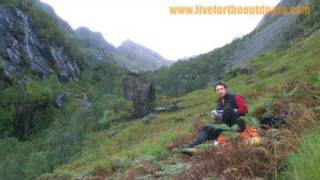 Exploring Glen Coe