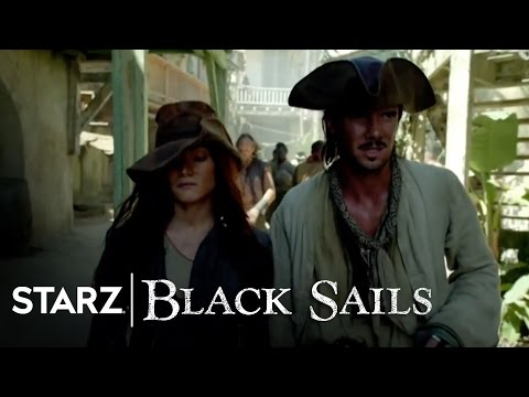 Black Sails  Season 1, Episode 4 : Other Ships  STARZ