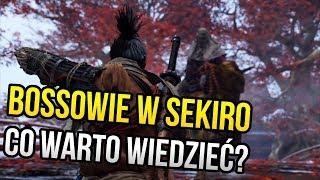 Zagrajmy w Sekiro: Shadows Die Twice [#03] - BOSS i WSZYSTKO O WALCE (Przedpremierowo)
