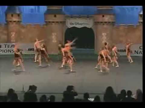 University of Tennessee Dance Team 2008