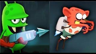 Zombie Catchers #173  СОСТАВЫ ОТ ПОДПИСЧИКОВ Игровой мультик про зомби апокалипсис  #Мобильные игры
