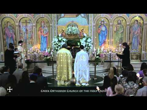 Great & Holy Friday Night @ Church of the Holy Cross Belmont, California