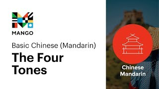 The Four Tones - Basic Chinese Mandarin Ep. 2