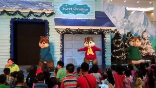 Alvin and The Chipmunks The Road Chip Live Show Part 3