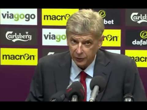 Arsenal's 3-0 win at Aston Villa was convincing, says Arsène Wenger